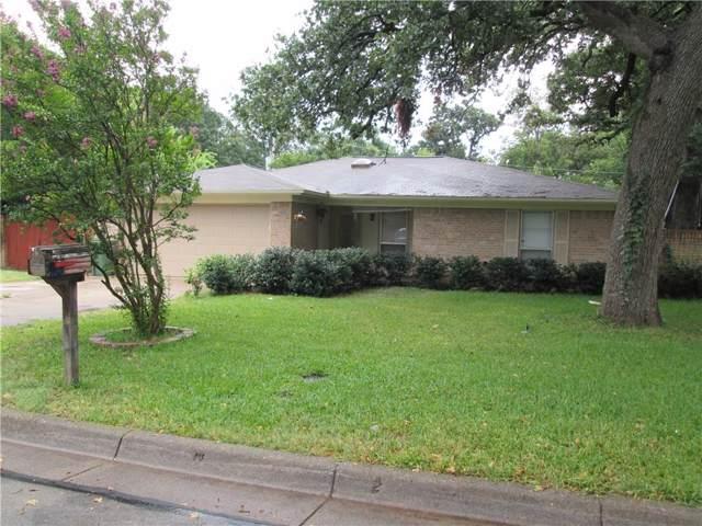 803 Hester Street, Arlington, TX 76011 (MLS #14155751) :: The Heyl Group at Keller Williams