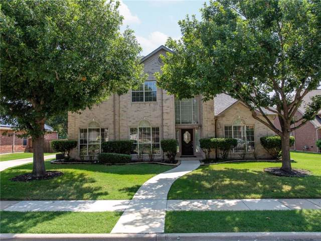 1828 Hill Ridge Drive, Flower Mound, TX 75028 (MLS #14155758) :: HergGroup Dallas-Fort Worth