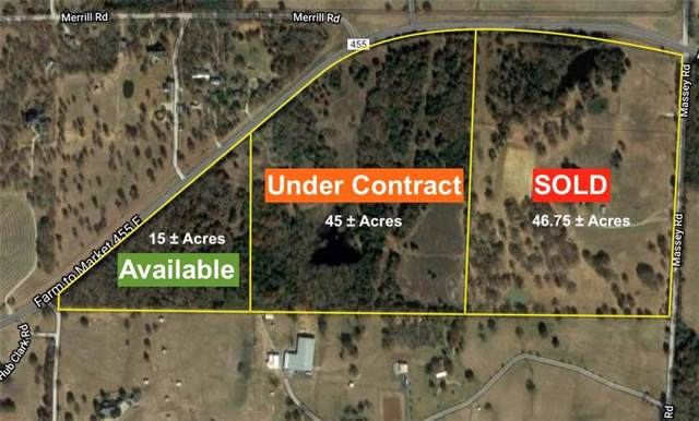 TBD E Fm 455, Pilot Point, TX 76258 (MLS #14155785) :: All Cities Realty