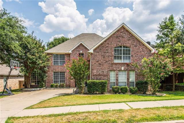 3216 Steeple Point Place, Flower Mound, TX 75022 (MLS #14155804) :: Real Estate By Design