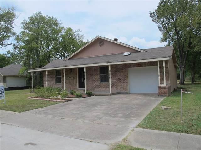 903 N Virginia Street, Terrell, TX 75160 (MLS #14155805) :: The Heyl Group at Keller Williams