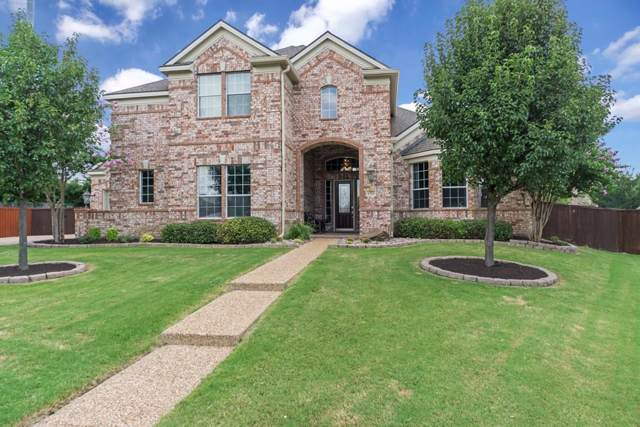 1751 Springlake Drive, Prosper, TX 75078 (MLS #14155816) :: Real Estate By Design