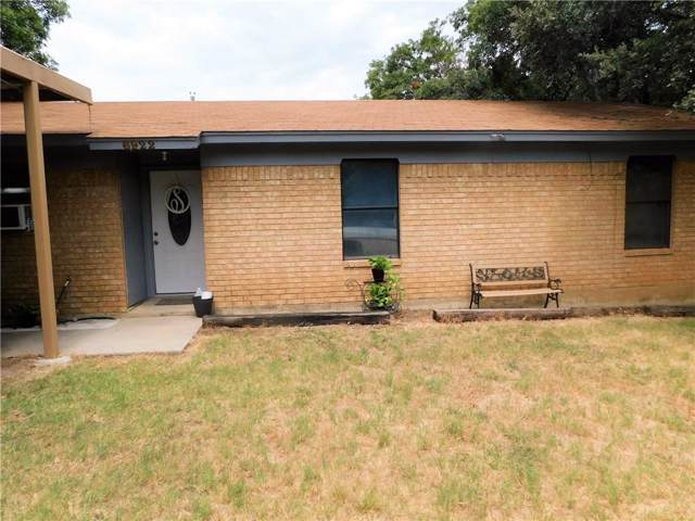 6922 Dublin Drive, Brownwood, TX 76801 (MLS #14155845) :: The Mitchell Group