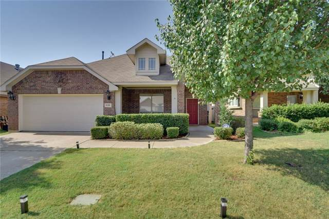 656 Brooks Street, Crowley, TX 76036 (MLS #14155855) :: The Mitchell Group