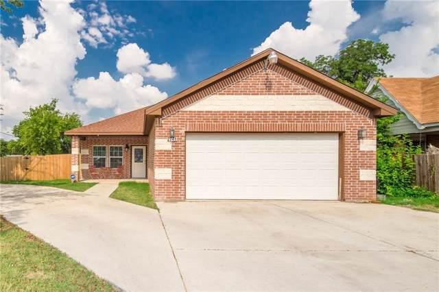 2741 S Denley Drive, Dallas, TX 75216 (MLS #14155884) :: Hargrove Realty Group