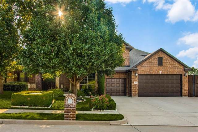 112 Lakehill Court, Hickory Creek, TX 75065 (MLS #14155889) :: All Cities Realty
