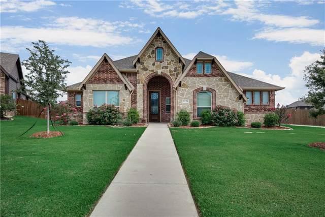 1124 Keats Drive, Desoto, TX 75115 (MLS #14155891) :: The Good Home Team