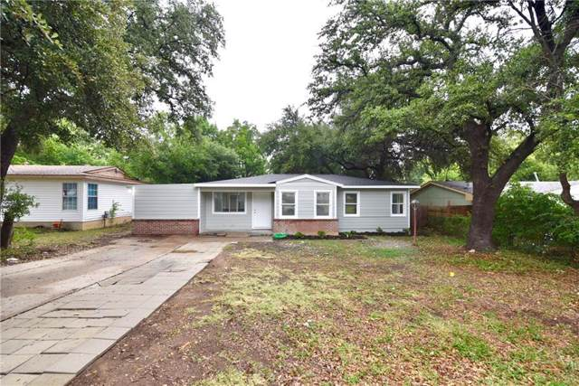 900 Hodgson Street, Fort Worth, TX 76115 (MLS #14155954) :: Potts Realty Group
