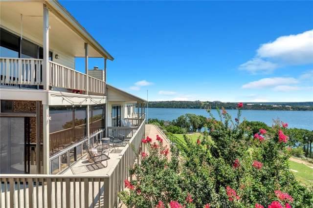 3002 Mockingbird Bend #4, Possum Kingdom Lake, TX 76449 (MLS #14155995) :: The Hornburg Real Estate Group