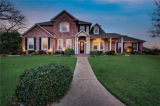 2503 Croft Creek Circle, Grand Prairie, TX 75050 (MLS #14156018) :: The Hornburg Real Estate Group