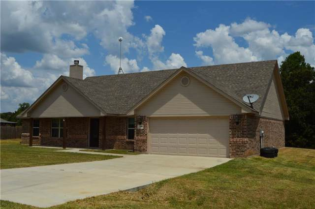 509 Woodland Park Drive, Boyd, TX 76023 (MLS #14156023) :: Potts Realty Group
