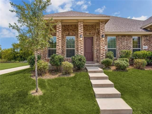 2247 Colby Lane, Wylie, TX 75098 (MLS #14156050) :: Baldree Home Team