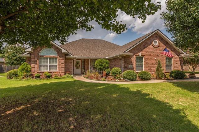 122 Chrissa Drive, Pottsboro, TX 75076 (MLS #14156064) :: The Chad Smith Team