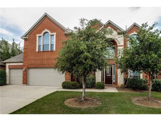 10409 Crowne Pointe Lane, Fort Worth, TX 76244 (MLS #14156071) :: Kimberly Davis & Associates