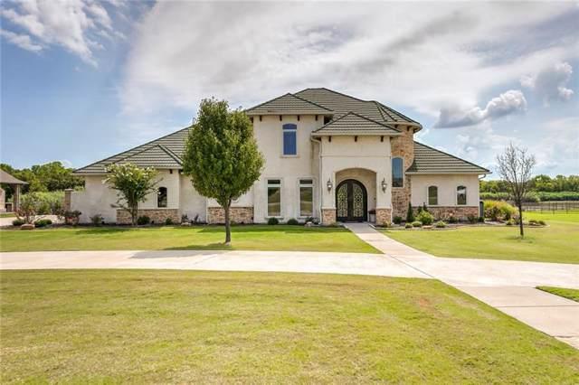 138 The Lakes Drive, Aledo, TX 76008 (MLS #14156141) :: The Rhodes Team
