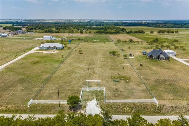 14524 Old Stoney Road, Ponder, TX 76259 (MLS #14156180) :: The Heyl Group at Keller Williams