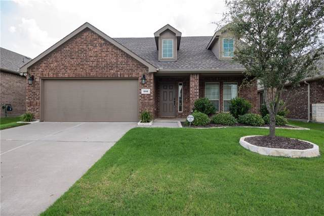 232 Cherry Spring Drive, Mckinney, TX 75072 (MLS #14156218) :: Baldree Home Team