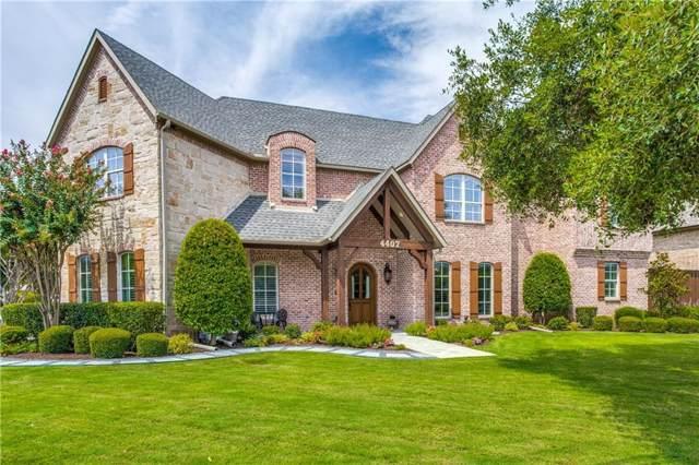 4407 Walnut Hill Lane, Dallas, TX 75229 (MLS #14156240) :: RE/MAX Town & Country