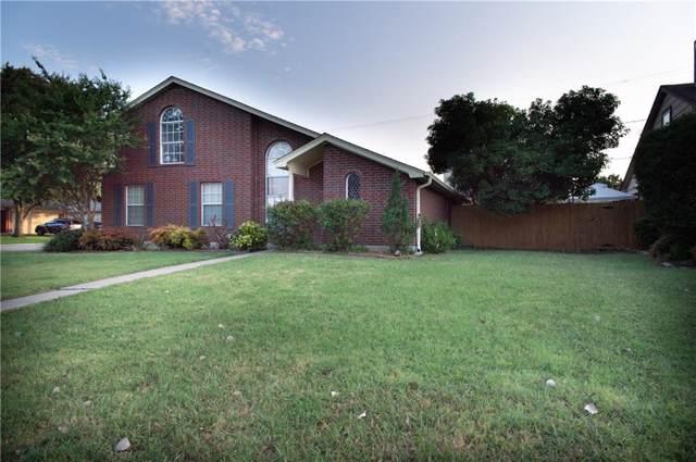 1301 High Crest Drive, Mansfield, TX 76063 (MLS #14156266) :: The Julie Short Team