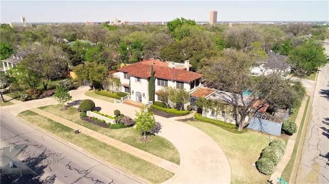 865 Sayles Boulevard, Abilene, TX 79605 (MLS #14156285) :: The Paula Jones Team | RE/MAX of Abilene