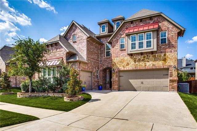 12886 Five Bar Drive, Frisco, TX 75035 (MLS #14156286) :: Kimberly Davis & Associates