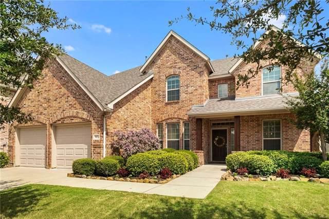 9974 Avalon Drive, Frisco, TX 75035 (MLS #14156328) :: Kimberly Davis & Associates