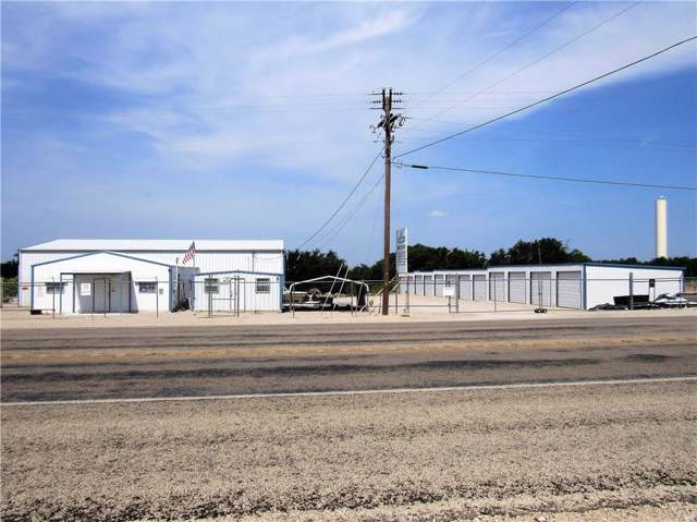 8405 Highway 279, Brownwood, TX 76801 (MLS #14156342) :: The Real Estate Station