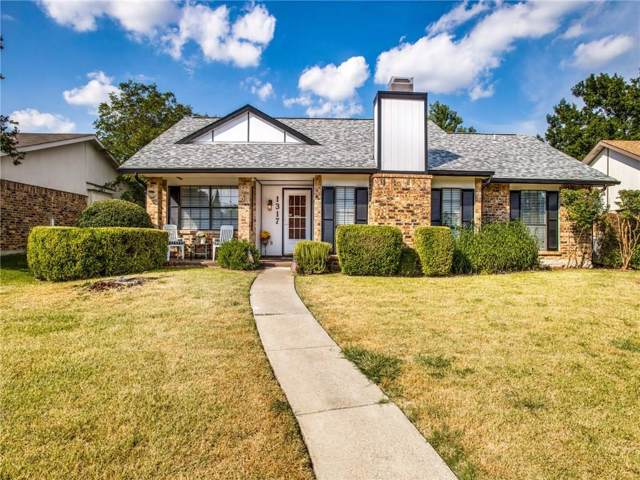 1317 Kesser Drive, Plano, TX 75025 (MLS #14156350) :: Vibrant Real Estate