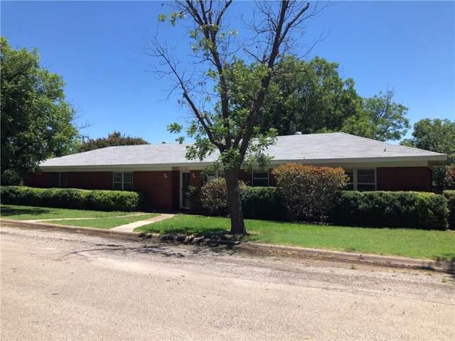 401 Dallas Street, Coleman, TX 76834 (MLS #14156360) :: Potts Realty Group