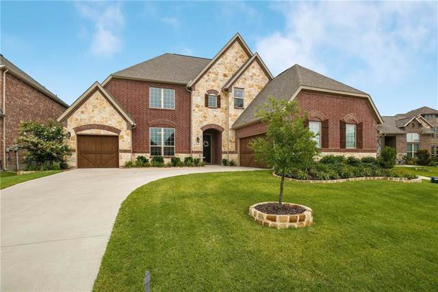 2445 Berry Court, Heath, TX 75126 (MLS #14156362) :: RE/MAX Landmark