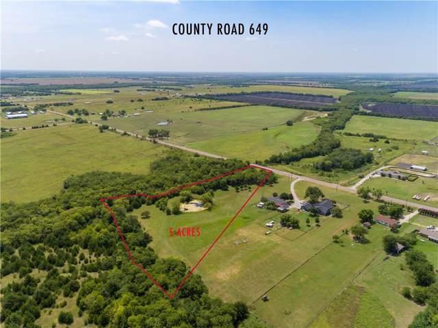 000 County Road 649, Farmersville, TX 75442 (MLS #14156399) :: Kimberly Davis & Associates