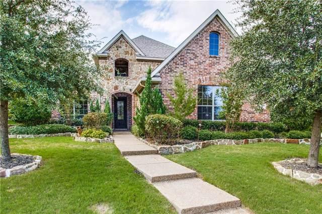 1230 Cedar Lake Drive, Prosper, TX 75078 (MLS #14156419) :: Tenesha Lusk Realty Group
