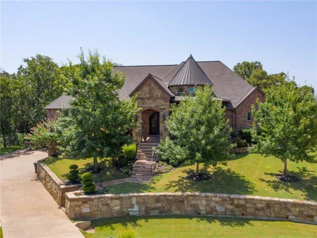 3705 Lake Grove Court, Corinth, TX 76210 (MLS #14156465) :: All Cities Realty