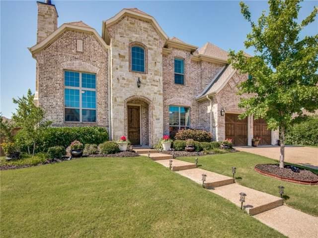3420 Bankside, The Colony, TX 75056 (MLS #14156498) :: Van Poole Properties Group
