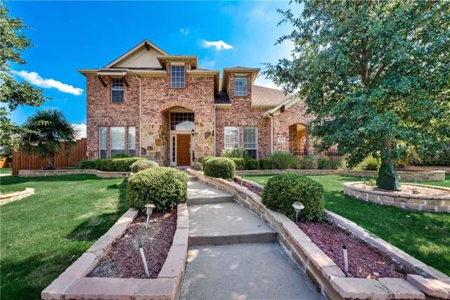 5579 Kirkhaven Drive, Frisco, TX 75036 (MLS #14156533) :: Lynn Wilson with Keller Williams DFW/Southlake