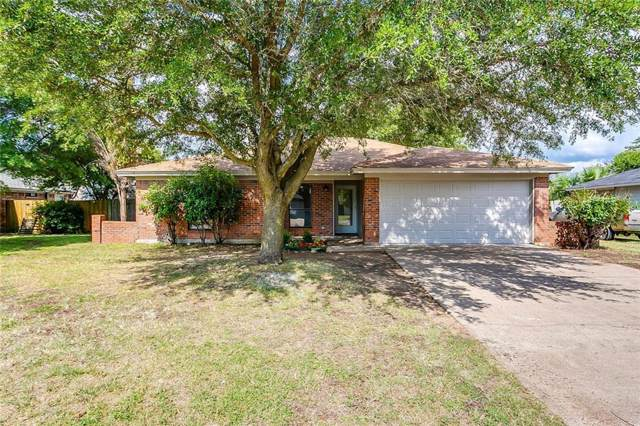 1505 Raintree Lane, Cleburne, TX 76033 (MLS #14156538) :: The Good Home Team