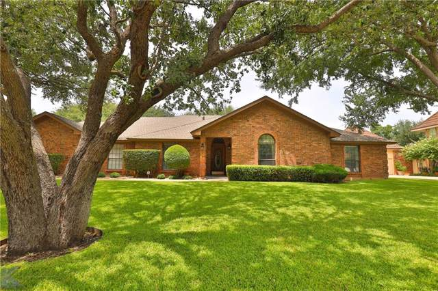 12 Muirfield Street, Abilene, TX 79606 (MLS #14156563) :: The Julie Short Team