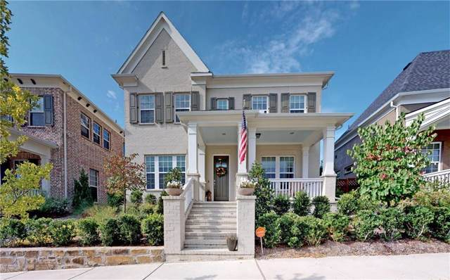 2009 Tremont Boulevard, Mckinney, TX 75071 (MLS #14156570) :: The Real Estate Station