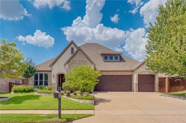 6173 Choctaw Place, Frisco, TX 75034 (MLS #14156580) :: Kimberly Davis & Associates