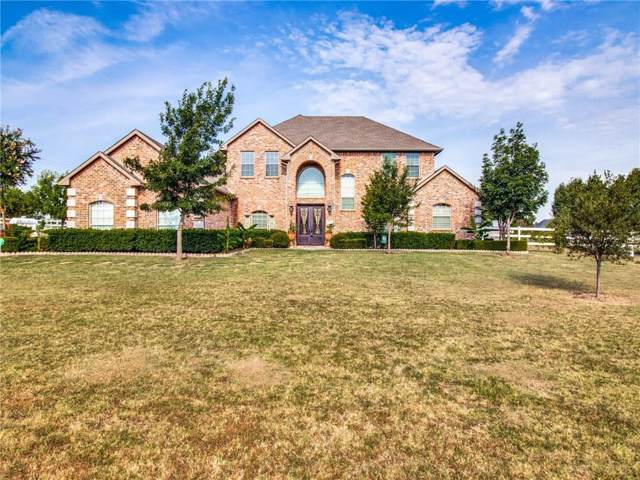 3645 County Road 83, Celina, TX 75009 (MLS #14156613) :: Lynn Wilson with Keller Williams DFW/Southlake