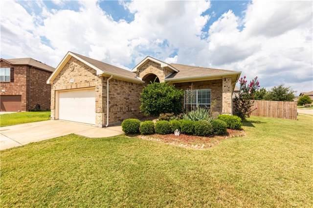 812 Olive Court, Burleson, TX 76028 (MLS #14156633) :: Baldree Home Team