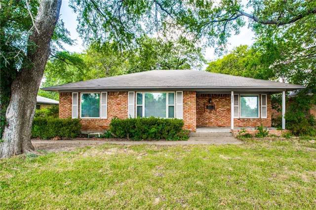 6835 Walnut Hill Lane, Dallas, TX 75230 (MLS #14156640) :: Robbins Real Estate Group