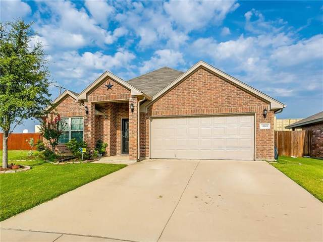 12328 Hunters Knoll Drive, Fort Worth, TX 76028 (MLS #14156669) :: The Heyl Group at Keller Williams