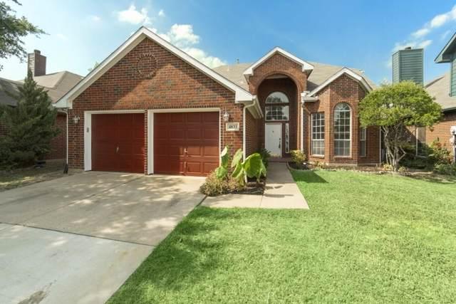 4833 Salmon Run Way, Fort Worth, TX 76137 (MLS #14156827) :: Frankie Arthur Real Estate