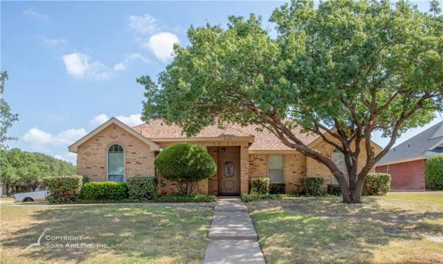 2402 Township Court, Abilene, TX 79601 (MLS #14156839) :: The Mitchell Group