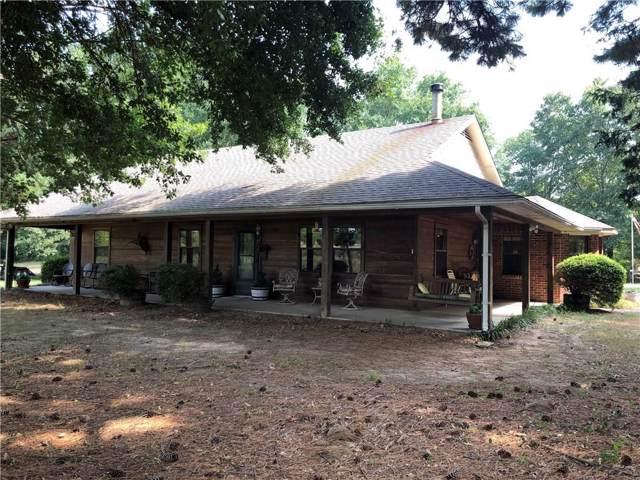 10825 Estate Lane, Terrell, TX 75161 (MLS #14156874) :: The Heyl Group at Keller Williams
