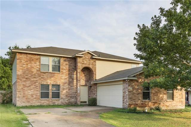 1655 Chesterwood Drive, Rockwall, TX 75032 (MLS #14156880) :: Century 21 Judge Fite Company