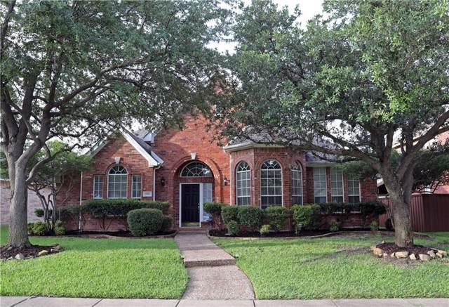 1311 Capstan Drive, Allen, TX 75013 (MLS #14156881) :: Vibrant Real Estate