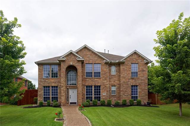 9803 Asheboro Street, Frisco, TX 75035 (MLS #14156901) :: The Heyl Group at Keller Williams
