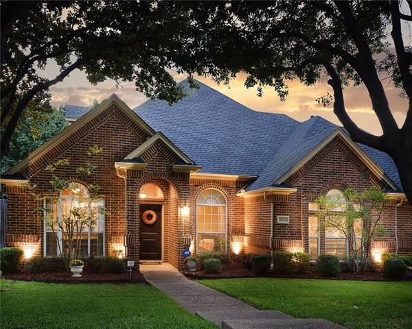 3332 Pecan Hollow Court, Grapevine, TX 76051 (MLS #14156926) :: Team Hodnett